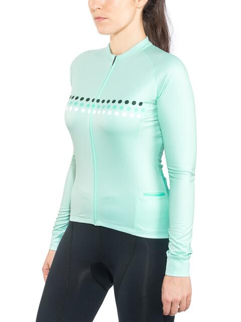 Bontrager Circuit Cycling LS Jersey Women Sprintmint